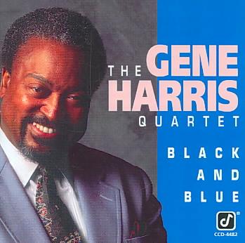 BLACK & BLUE BY HARRIS,GENE (CD)
