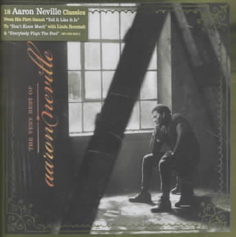 VERY BEST OF AARON NEVILLE BY NEVILLE,AARON (CD)