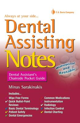 Dental Assisting Notes By Sarakinakis, Minas