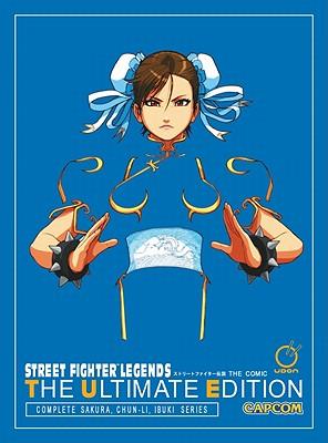 Street Fighter Legends By Zubkavich, Jim